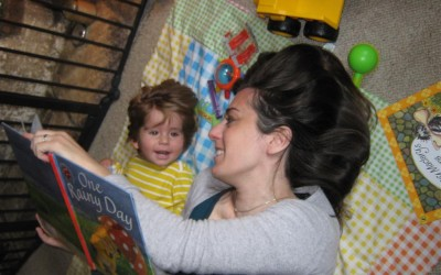 Reading with Aunty Anna