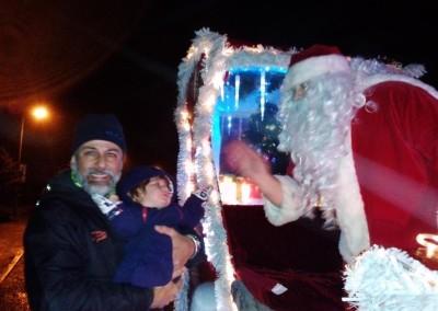 Santa Xmas 2014